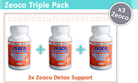 zeoco detox support triple pack