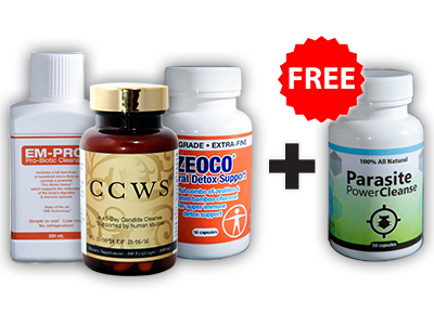 free parasite cleanse full pack